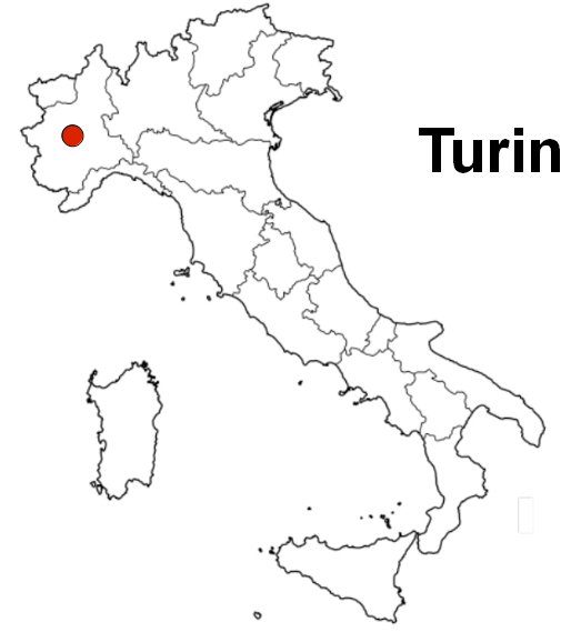 Map Of Italy Torino.Make Time For The Locals Italy Beyond The Obvious