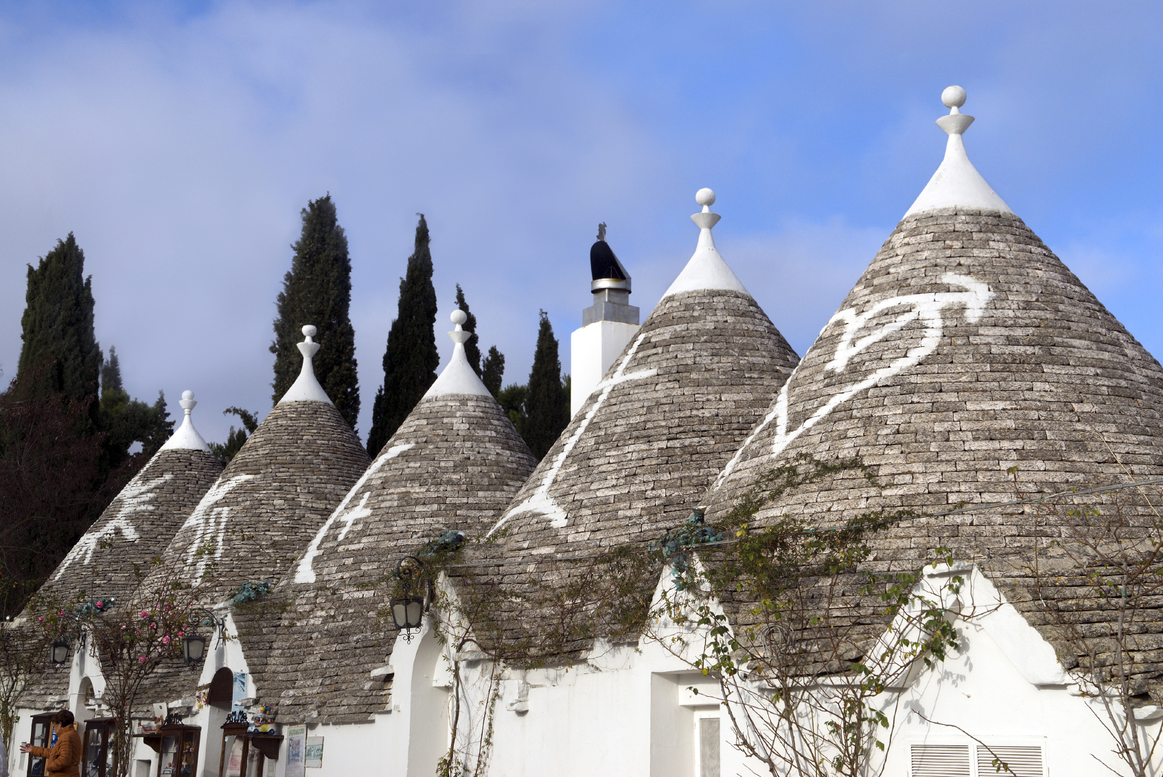 The Truly Cool Trulli Dwellings Of Alberobello Italy