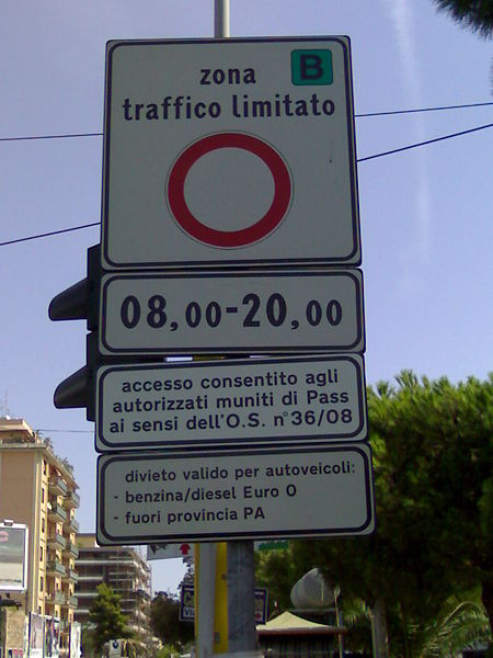 Driving in Italy: 5 Easy Ways to Get Italian ZTL Fines and ...