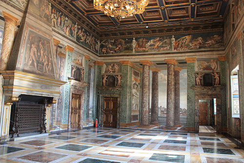 Villa farnesina @@@@ flickr