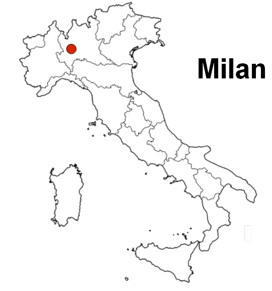 Italy Map Milan.Where To Run Bike Or Roller Blade In Milan Italy Beyond The Obvious
