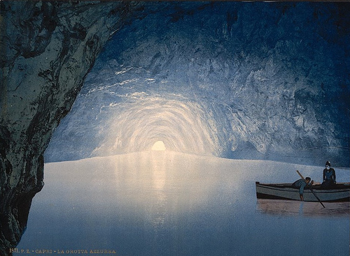 Blue grotto a journey round my skull flickr