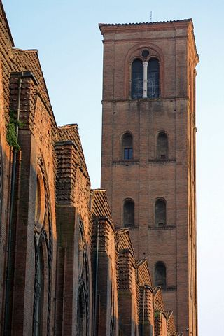 Bologna Italy Bell Tower
