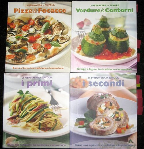 Autogrill cookbooks