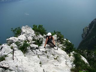 Via ferrata jon shave flickr