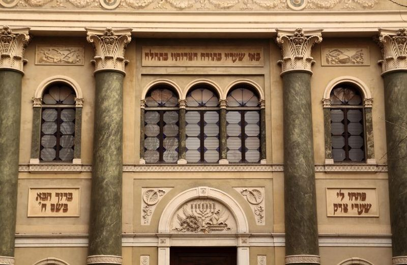 Modena synagogue from istockphoto