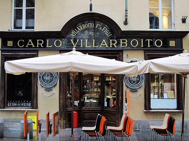 Where to eat and drink in Turin, Guido Gobino