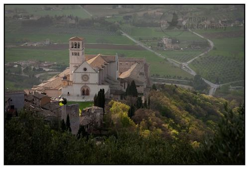 What to see in Assisi