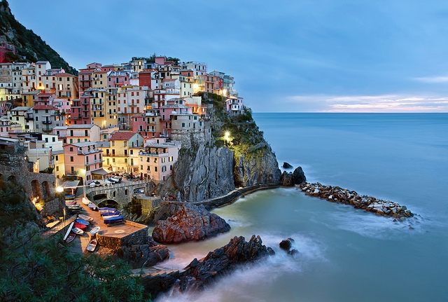 Cinque Terre Hiking Italy Beyond The Obvious
