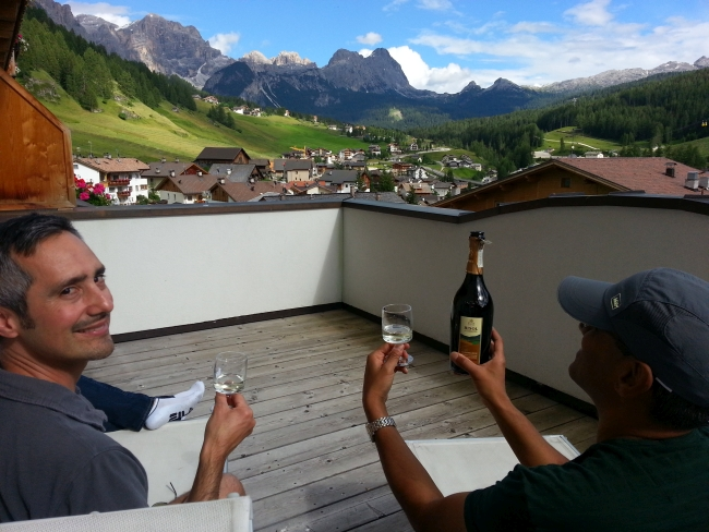 tips for multi generational travel, Italy, Alta Badia, Ciasa Antersies