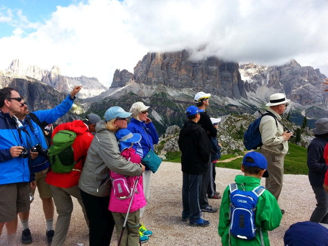 multi generational travel tips Italy
