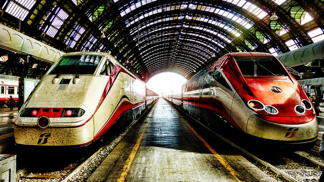 Italy train travel: top 15 client questions (and instructional video)