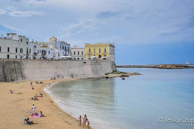 What to see in Puglia Gallipoli