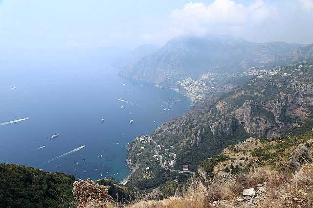 Path of the Gods, Sentiero degli dei, Amalfi Coast, Italy