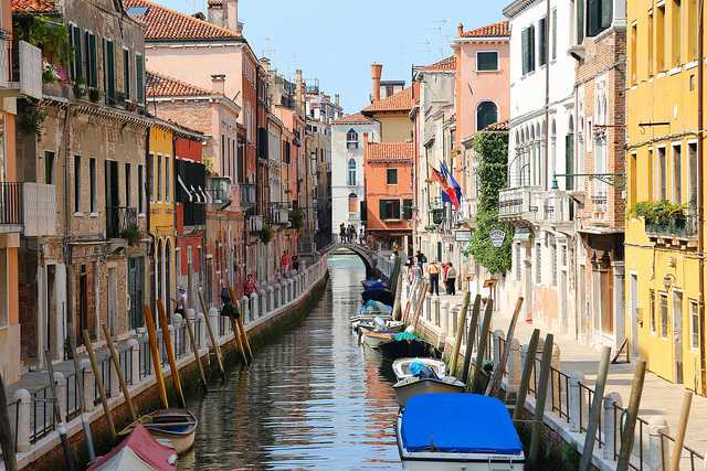Avoid the crowds in Venice