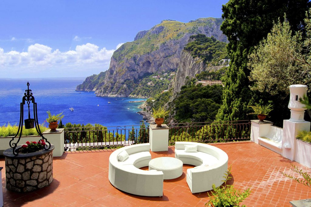 Italy luxury tour, Capri