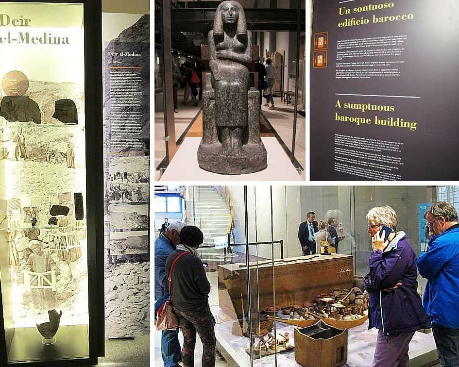 Turin Egyptian Museum