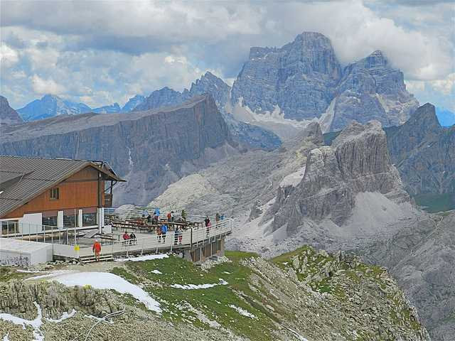 Mountain Huts in Italy