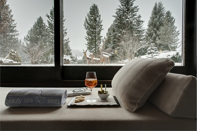 Luxury in the Dolomites: Hotel Ciasa Salares