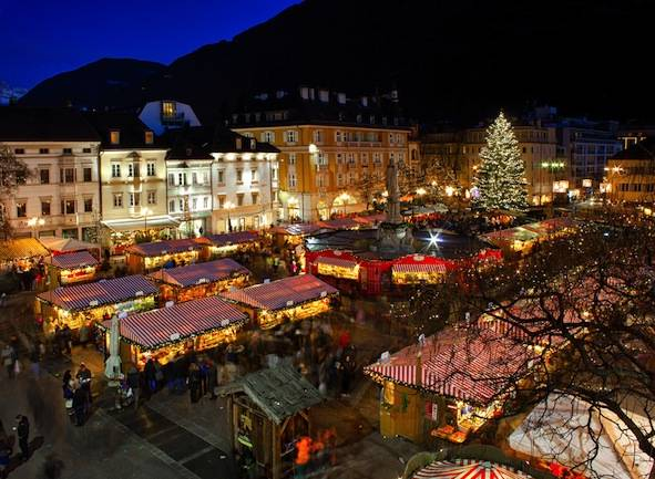 Christmas in Italy, Bolzano Christmas Market