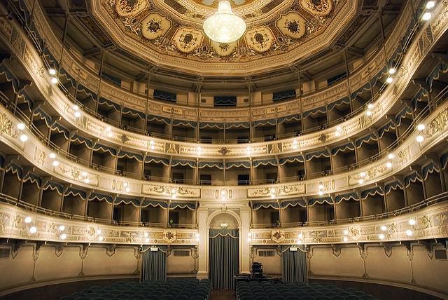 La Fenice Opera House in Venice by Andrea Balducci