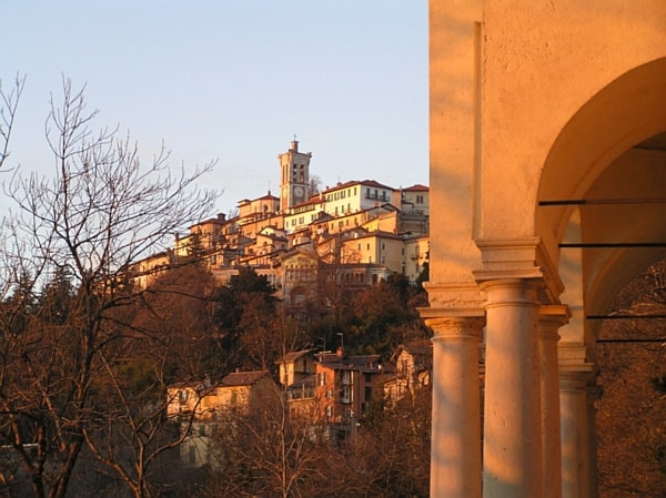 Eastern shores of Lake Maggiore, Sacro Monte di Varese