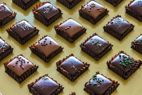 Food tours in Italy, chocolate