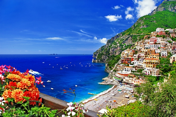 Amalfi Coast Towns: where to stay