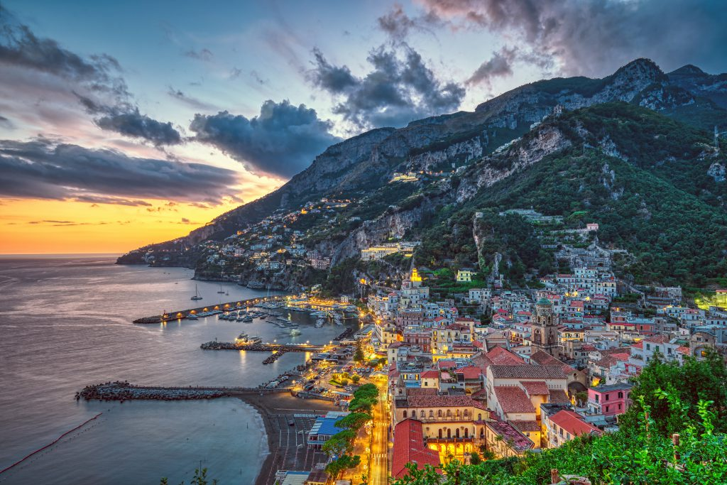 Amalfi Coast, Trip planning