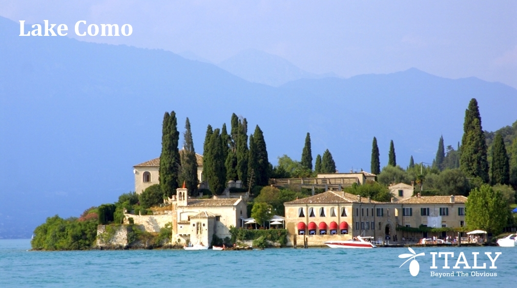 Virtual Italy Tour Lake Como